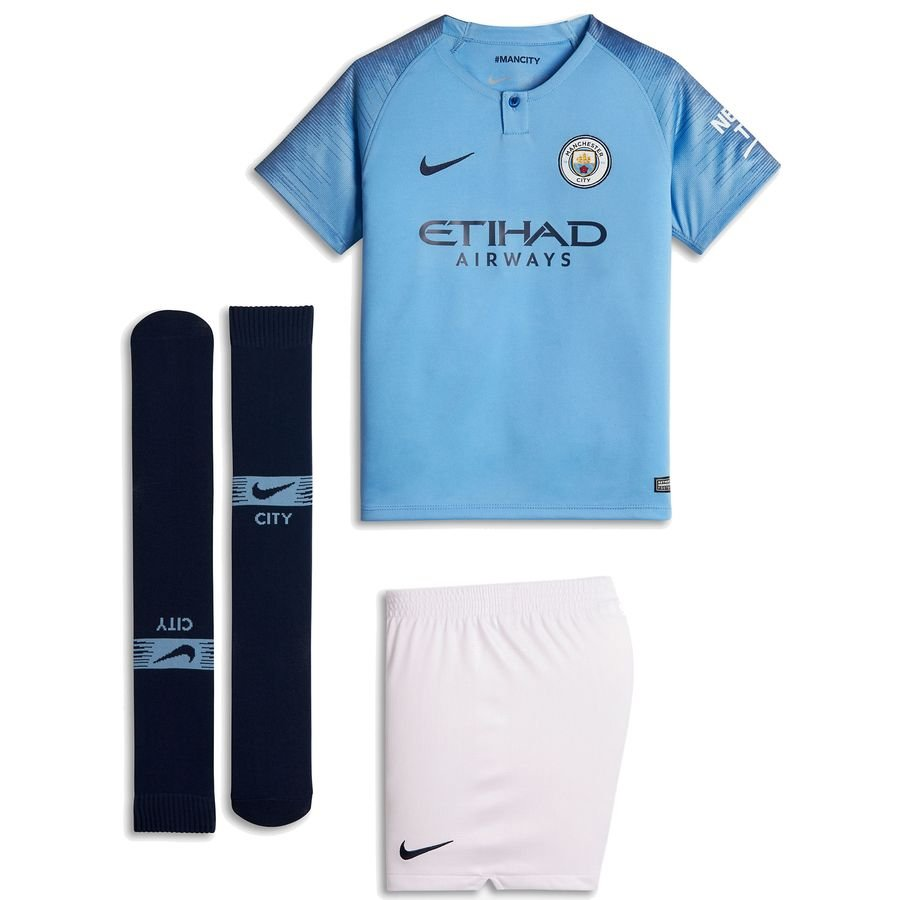 Nike Man City Kids Set
